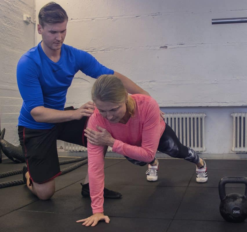 Hyvä personal trainer Helsinki