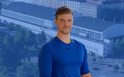 Personal trainer Töölön Kisahalli
